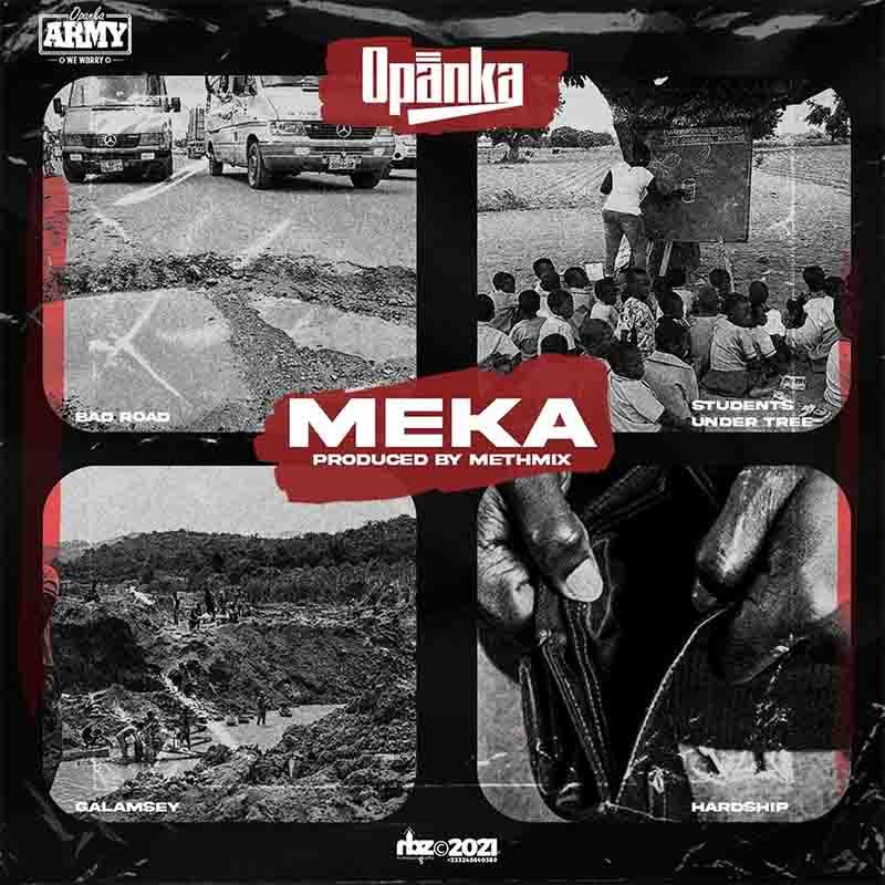 Opanka - Meka (Produced by MethMix)