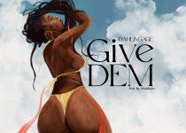 Dahlin Gage - Give Dem (Prod by Klasikbeatz)