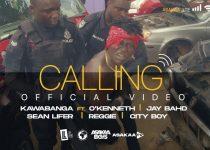 Kawabanga - Calling ft O'Kenneth, Jay Bahd, Sean Lifer, Reggie & City Boy (Official Video)