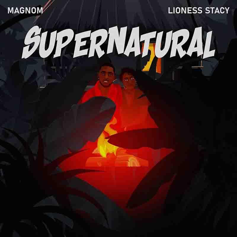 Magnom & Lioness Stacy - Supernatural (Prod by Bagie)