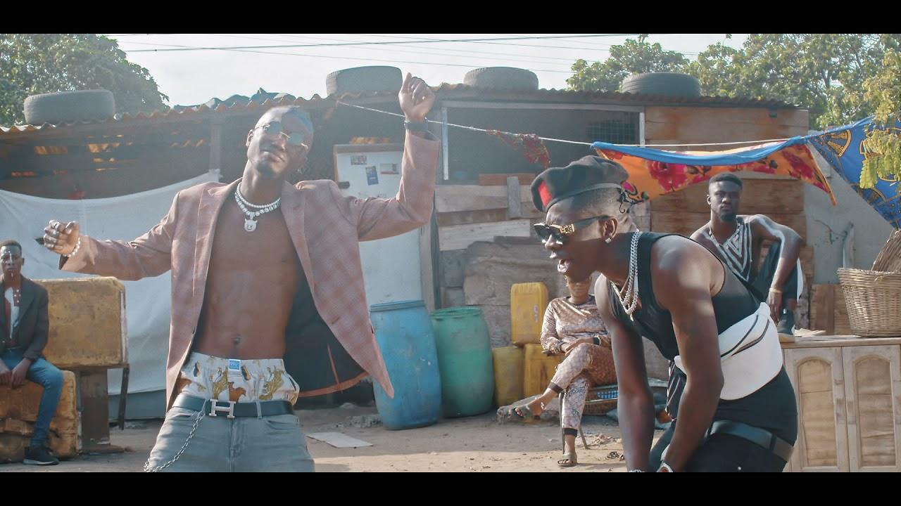Opanka - Eka Aba Fie ft Shatta Wale (Official Video)