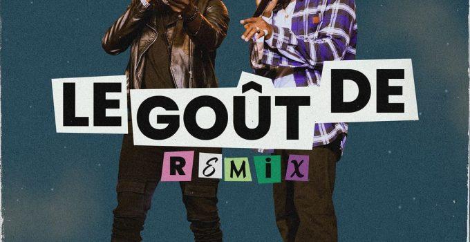 Remy Adan – Le Goût De Remix Ft Stonebwoy