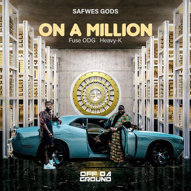 Fuse ODG – On A Million ft. Heavy K