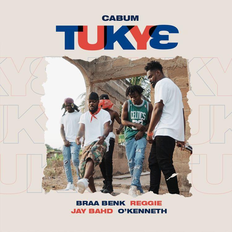 Cabum - Tukye Ft Reggie, Jay Bahd, OKenneth & Braa Benk