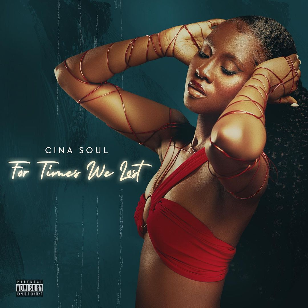 Cina Soul - Spattention (Space & Attention) (Prod by Guilty Beatz)