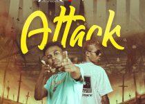 Kweku Flick - Attack Ft Strongman (Prod By Apya)