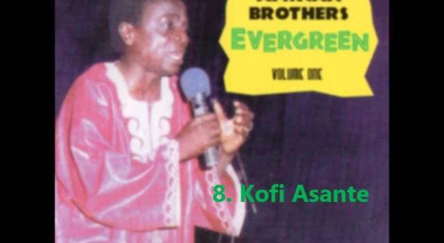 Nana Ampadu - Kofi Asante