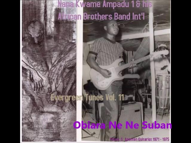 Nana Ampadu - Obiara Ne Suban