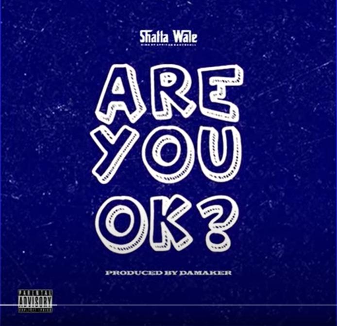 Shatta Wale - Are You Ok? (Prod. by DaMaker)