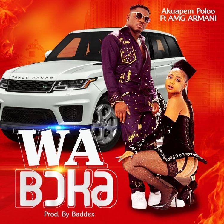 Akuapem Poloo – Wa Boka ft. Amg Armani (Prod by Baddex)