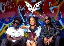 DJ Vyrusky - All Correct ft. Kuami Eugene & Adina Thembi (Official Video)