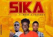 Killzee - Sika Ft Mana Cubic x Fadagee (Mixed By GeeBeatz)