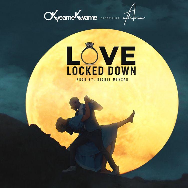 Okyeame Kwame – Love Locked Down Ft. Adina (Prod by Richie Mensah)
