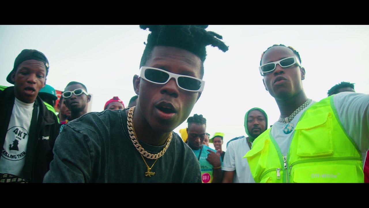 Waddon – Yakubu (Remix) Ft Strongman x Tulenkey x Kofi Mole (Official Video)