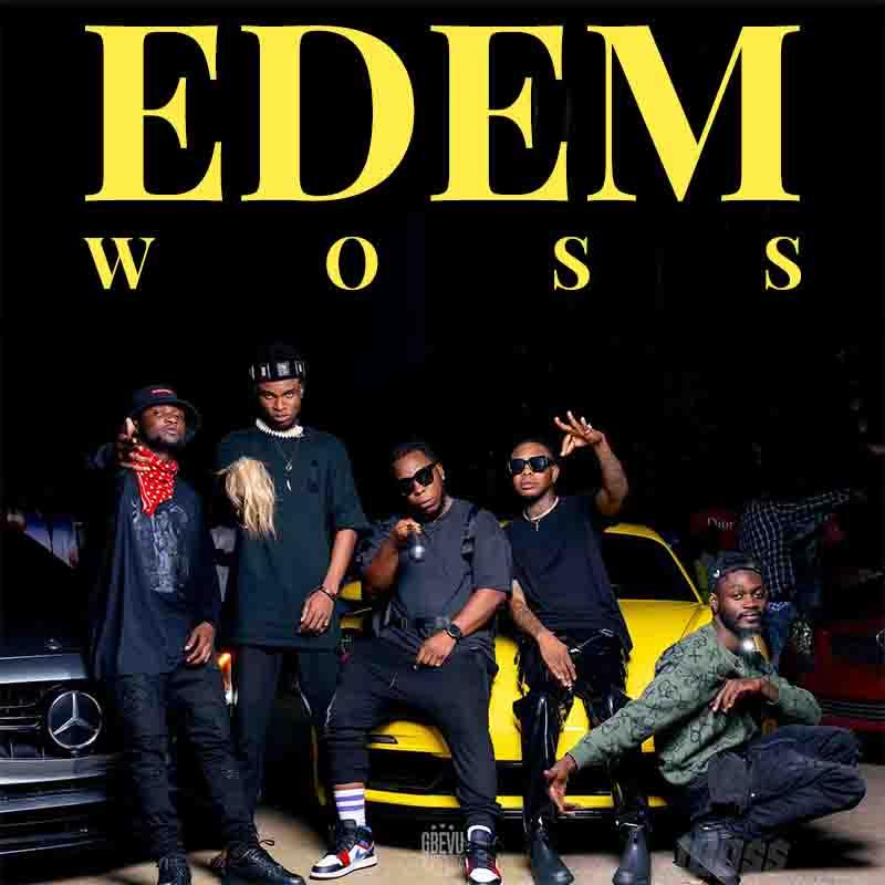 Edem - Woss ft Kay Stun x Andre Marrs x Squyb x Keeny Ice