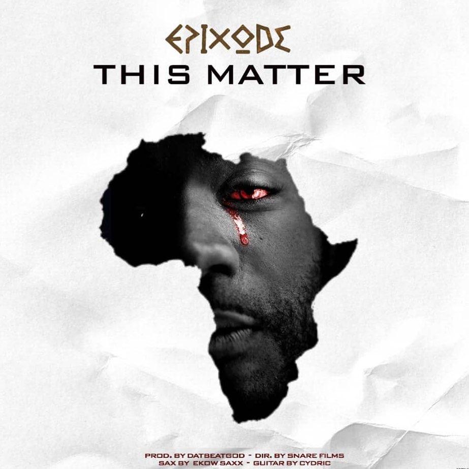 Epixode - This Matter (Prod by DatBeatGod)